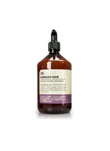 Insight Damaged Hair Yıpranmış Saç Onarıcı Bakım Kremi 400 ml Renksiz